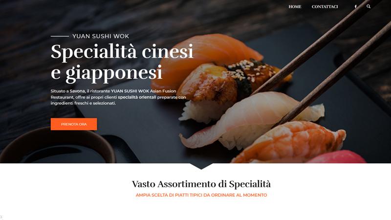 web design savona